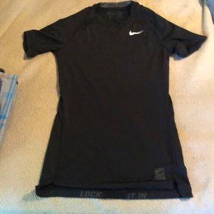 Nike Pro Compression shirt. Dri fit